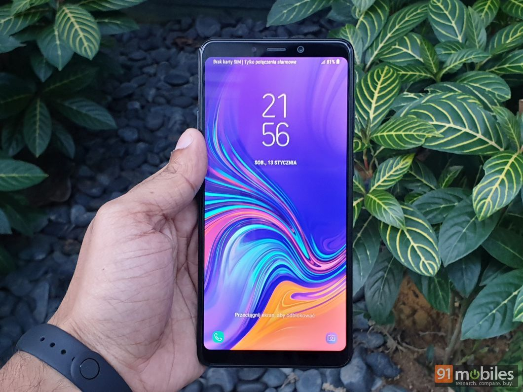 Samsung Galaxy A9 first impressions - 91mobiles 03