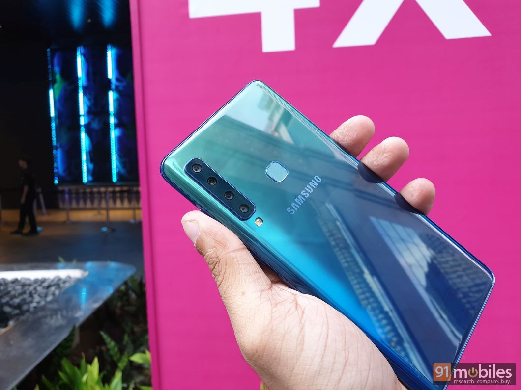 Samsung Galaxy A9 first impressions - 91mobiles 13