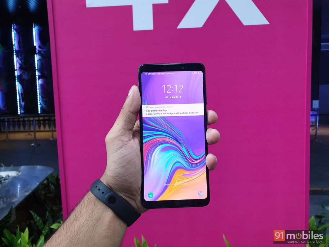 Samsung Galaxy A9 first impressions - 91mobiles 15
