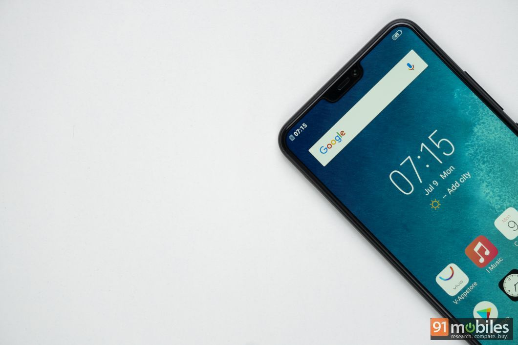 Vivo V9 Pro unboxing and first impressions: a capable mid