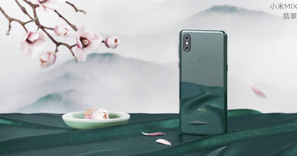 Xiaomi Mi Mix 3 - Featured