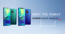 Huawei Mate 20 and Mate 20 Pro with triple rear Leica cameras and large batteries go official