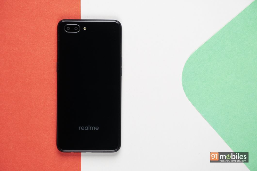 Realme C1 (2019) with 32GB storage and up to 3GB RAM goes on