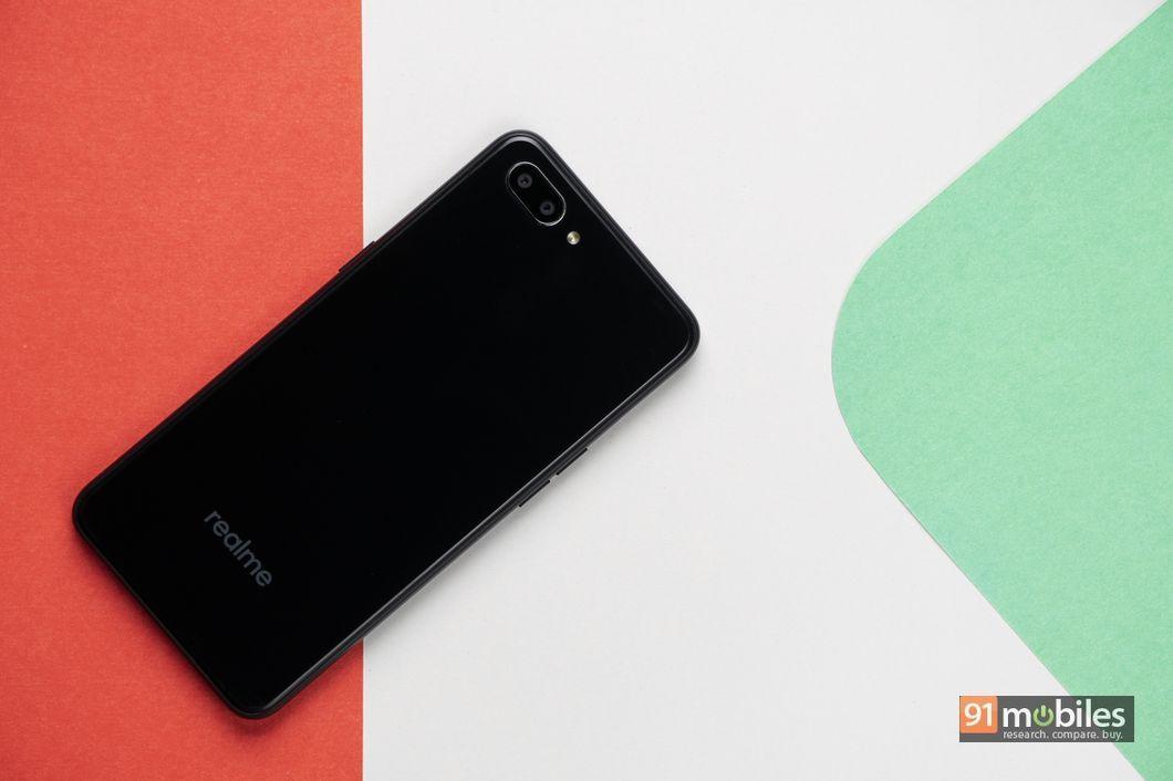 Oppo RealMe C1 доступный, дешевый