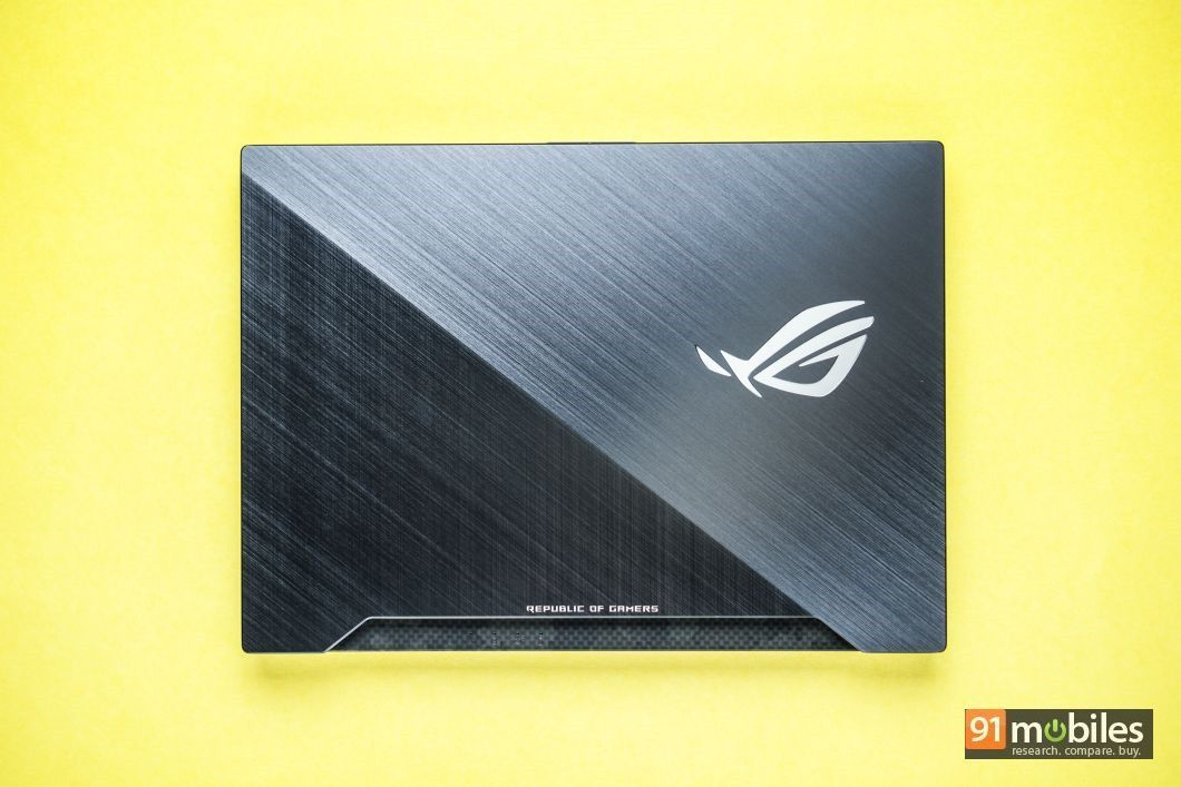 ASUS ROG Strix SCAR II GL504 review: a true-blue gaming heavyweight