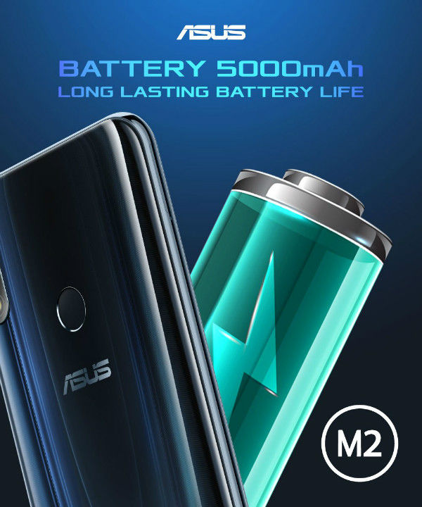 ASUS Zenfone Max Pro M2 leak - in text
