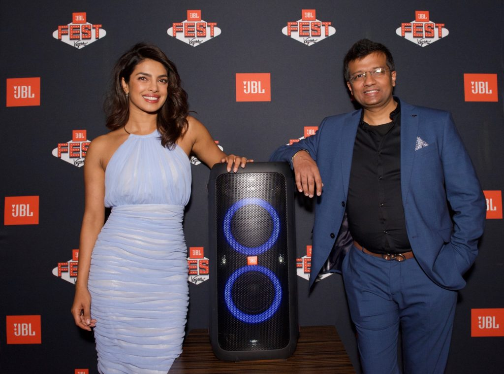 JBL announces PartyBox Bluetooth speakers in India