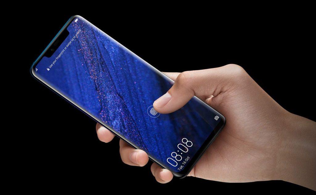 Huawei Mate 20 Pro With Triple Rear Camera 7nm Kirin 980 Soc