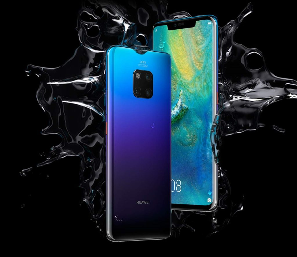 Huawei unveils Mate 20 Pro with 3D Face Unlock at Rs 69,990