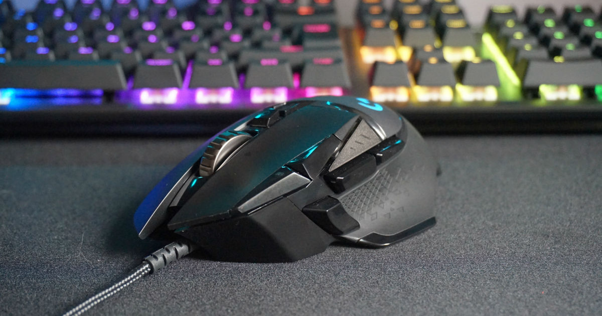 "e622167b0bc ShareTweet. ""The new mouse comes with Logitech's HERO 16K sensor, Lightsync  RGB ..."