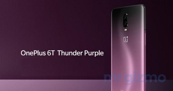 OnePlus 6T Thunder Purple - Featured-2