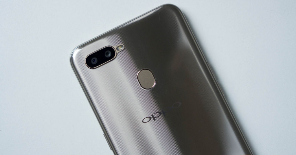 OPPO A7 unboxing and first impressions: small notch, big