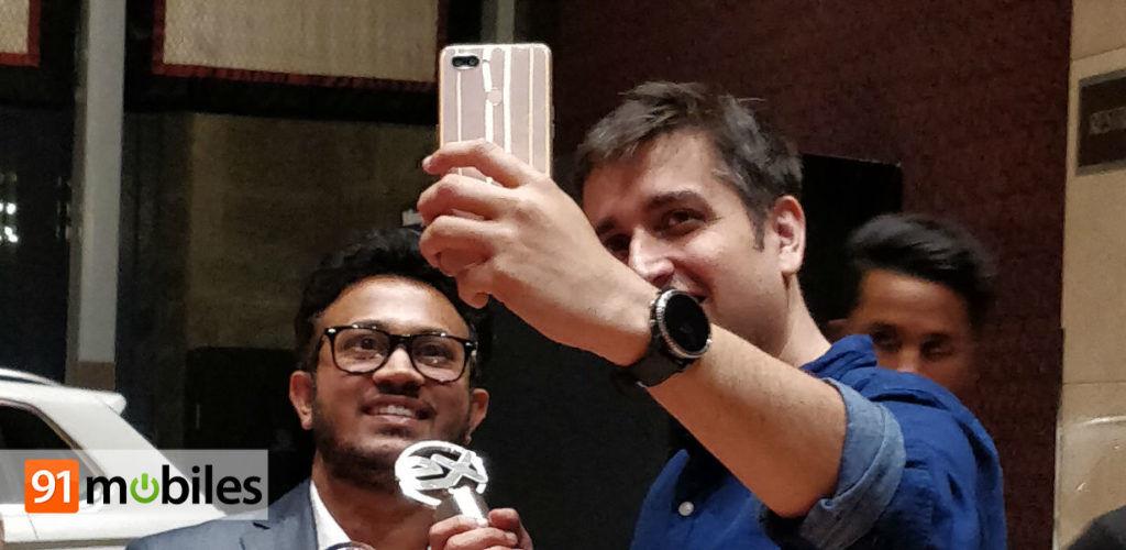 Realme U1 CEO Madhav Sheth