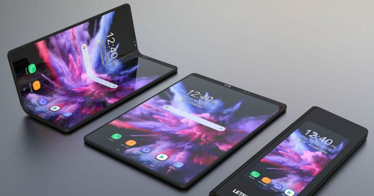 Amid steep revenue decline, Samsung eyes foldable and 5G