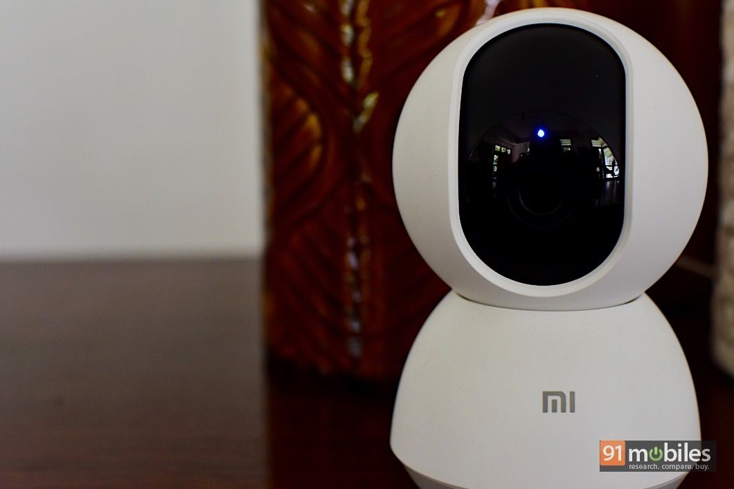 Xiaomi Mi Home Security Camera 360° review: home surveillance made