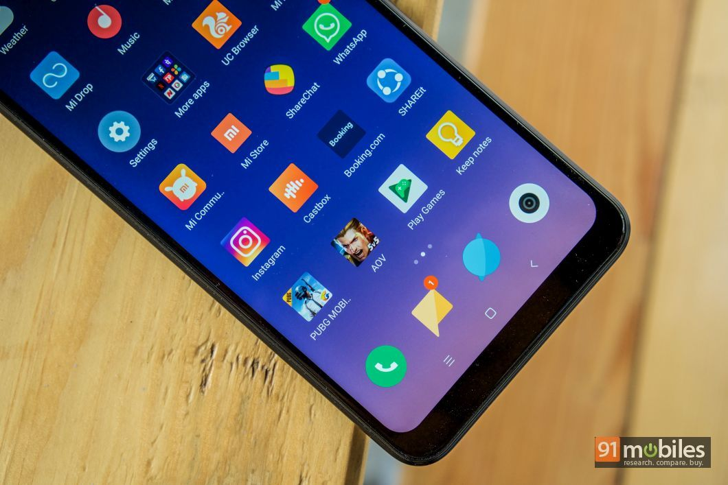 Top 6 features of the Xiaomi Redmi Note 6 Pro | 91mobiles com