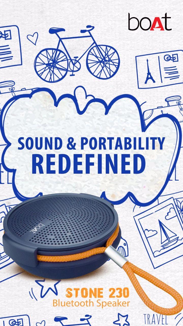 boAt Stone 230 speaker image
