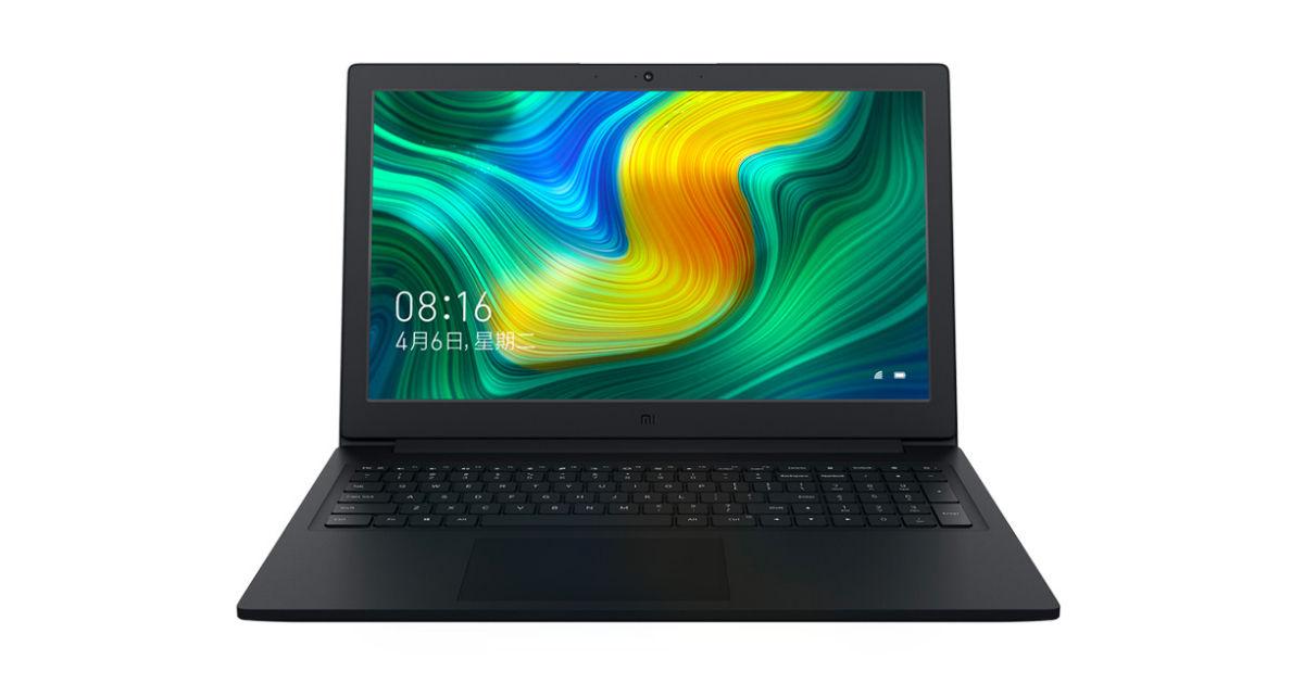 xiaomi mi notebook 15 inch intel core i3