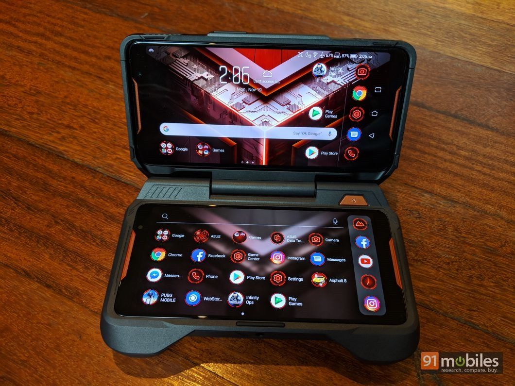 ROG Phone: a closer look at accessories that you can buy