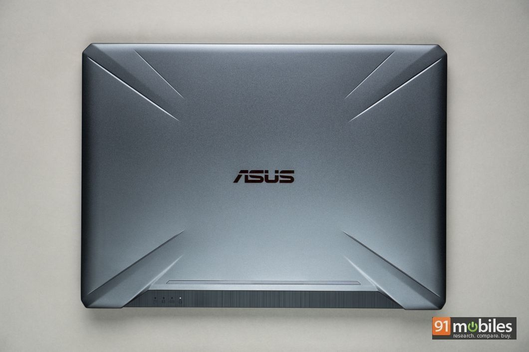 ASUS TUF Gaming FX505 review - 91mobiles 01