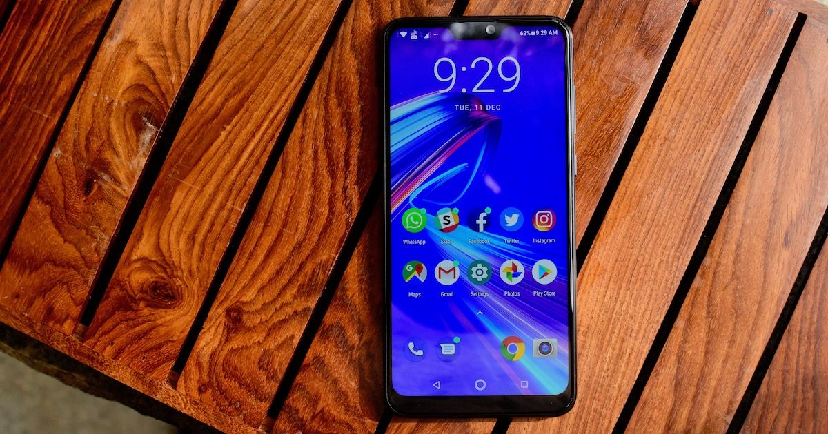 ASUS ZenFone Max Pro M2 unboxing and first impressions: a solid
