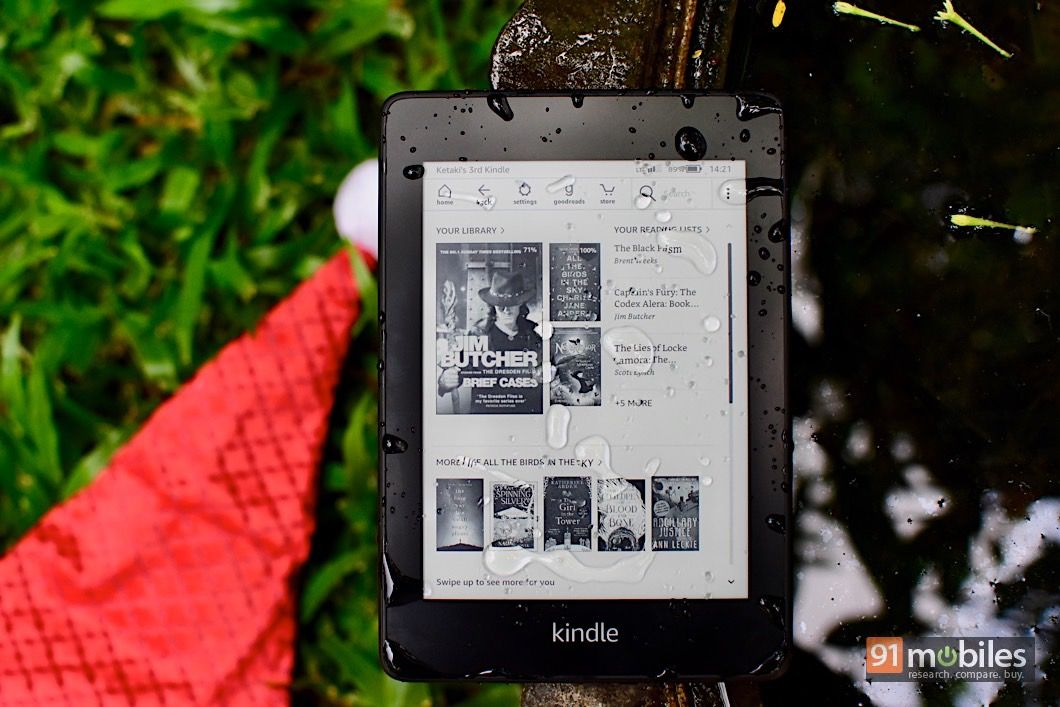 All-new Kindle Paperwhite review: new ingredients, same