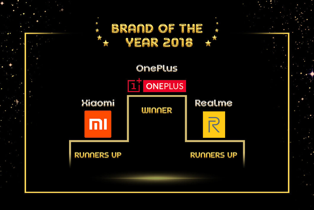 Best Brand of the Year 2018