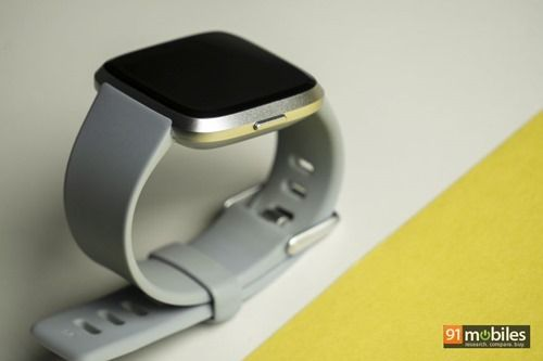 Fitbit Versa review - 91mobiles 12