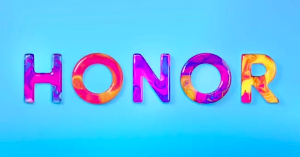 Honor New Logo