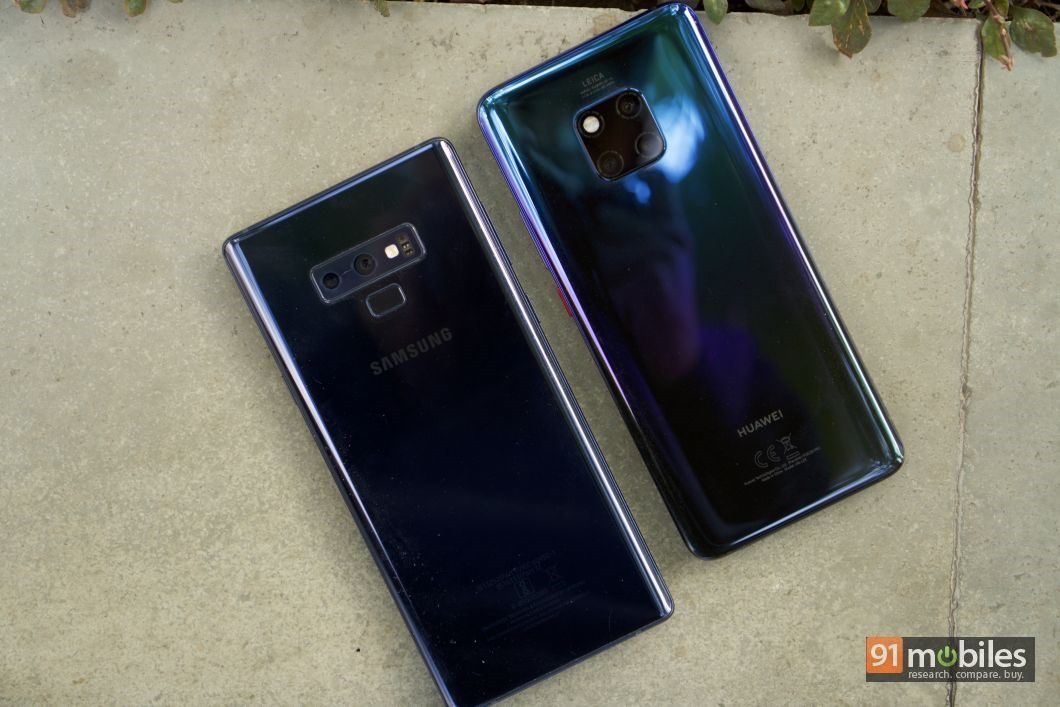 Huawei Mate 20 Pro review - 91mobiles 021