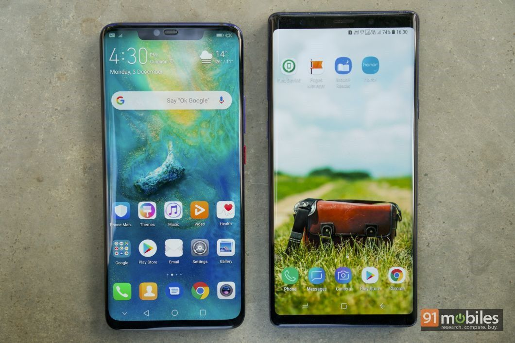 Huawei Mate 20 Pro review: overkill for the win | 91mobiles com