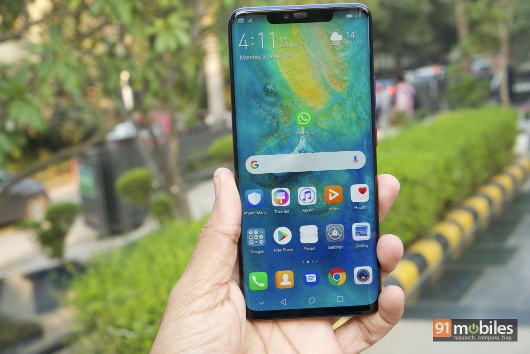 Huawei Mate 20 Pro review - 91mobiles 05