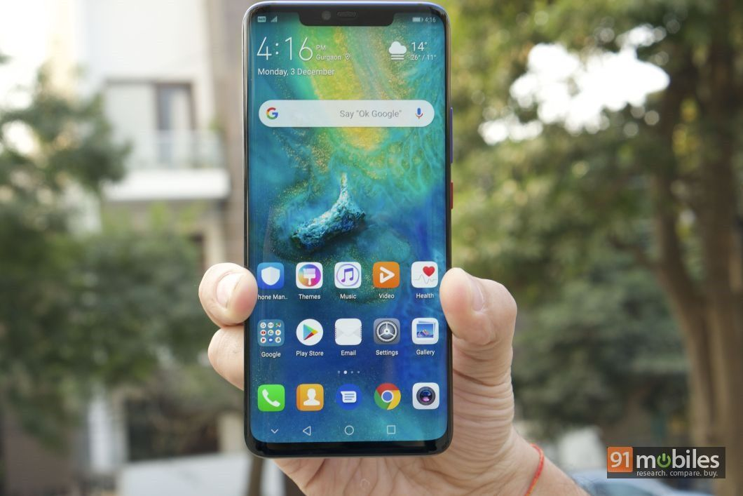 Huawei Mate 20 Pro review - 91mobiles 16
