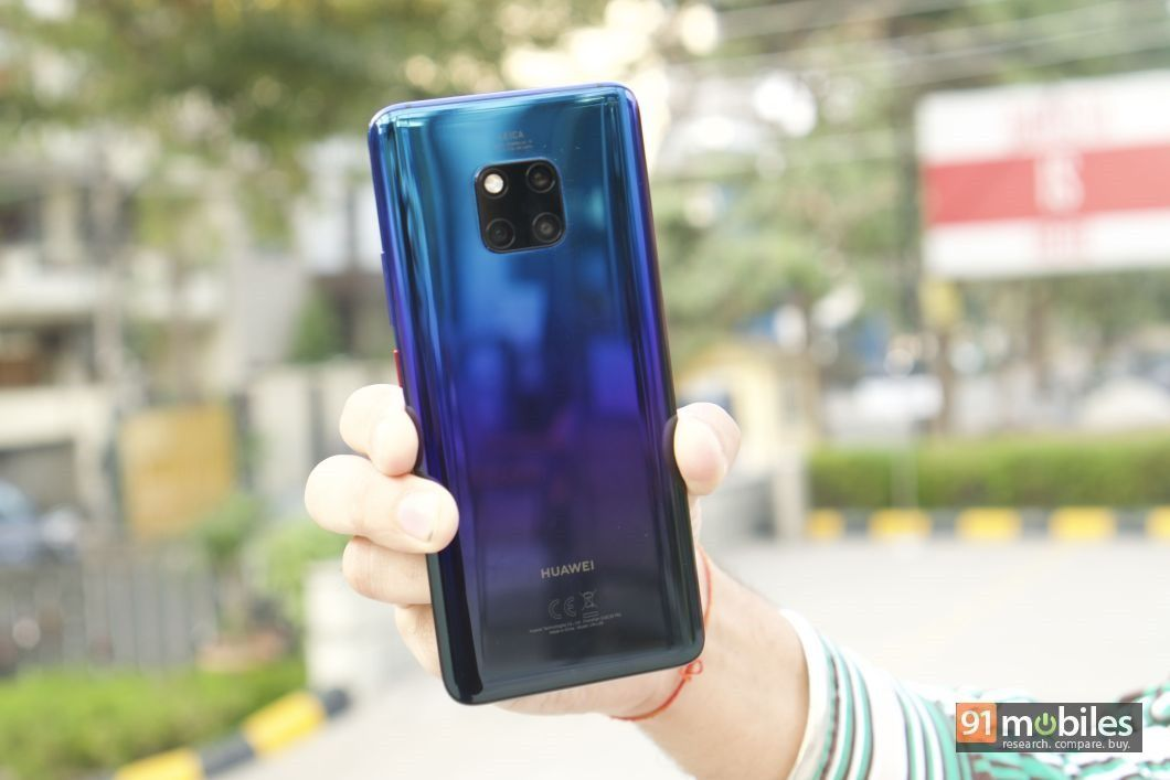 Huawei Mate 20 Pro review - 91mobiles 25