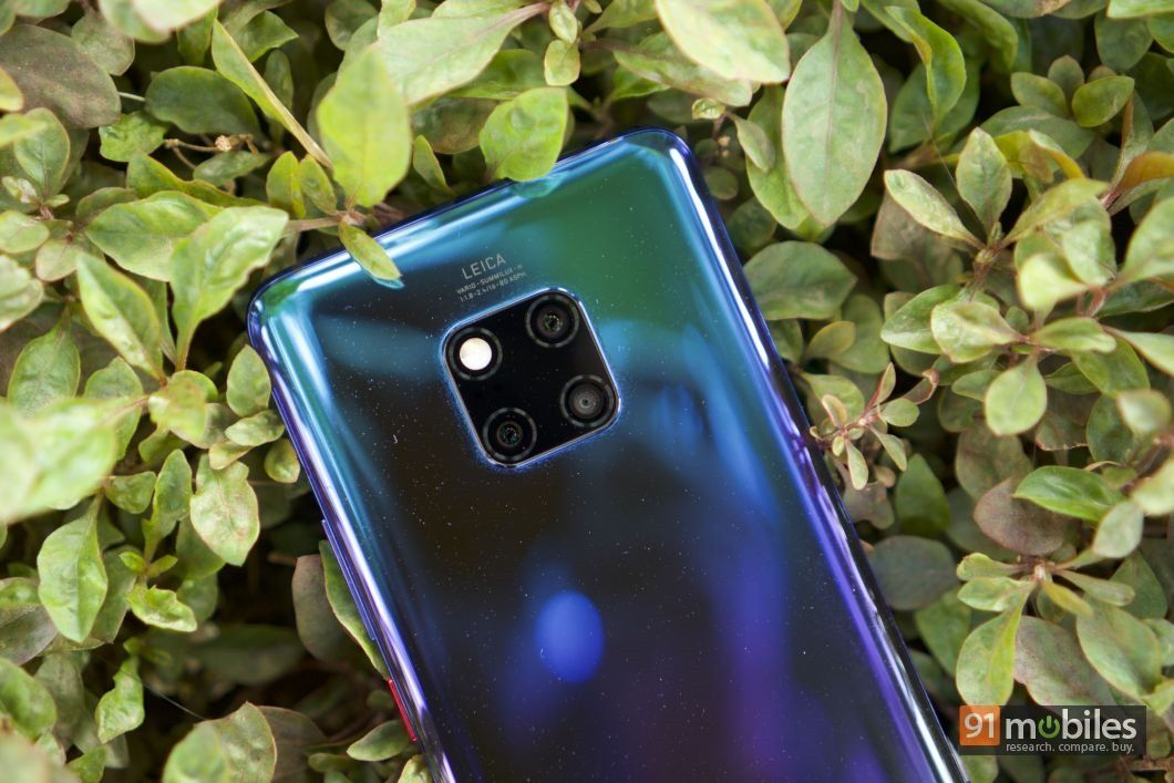Huawei Mate 20 Pro review - 91mobiles 39