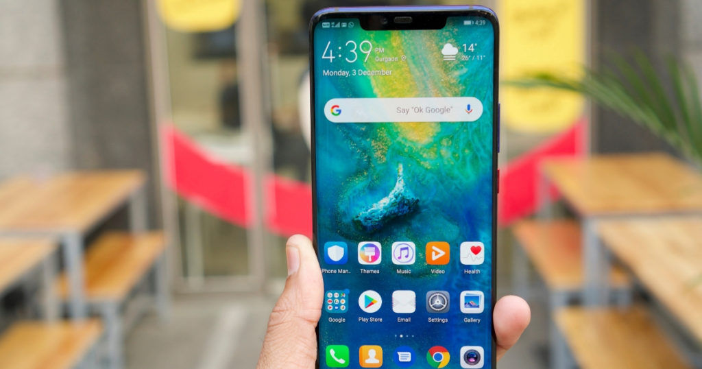 Huawei Mate 20 Pro review - 91mobiles FB feat