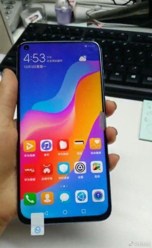 Huawei Nova 4 leak 1