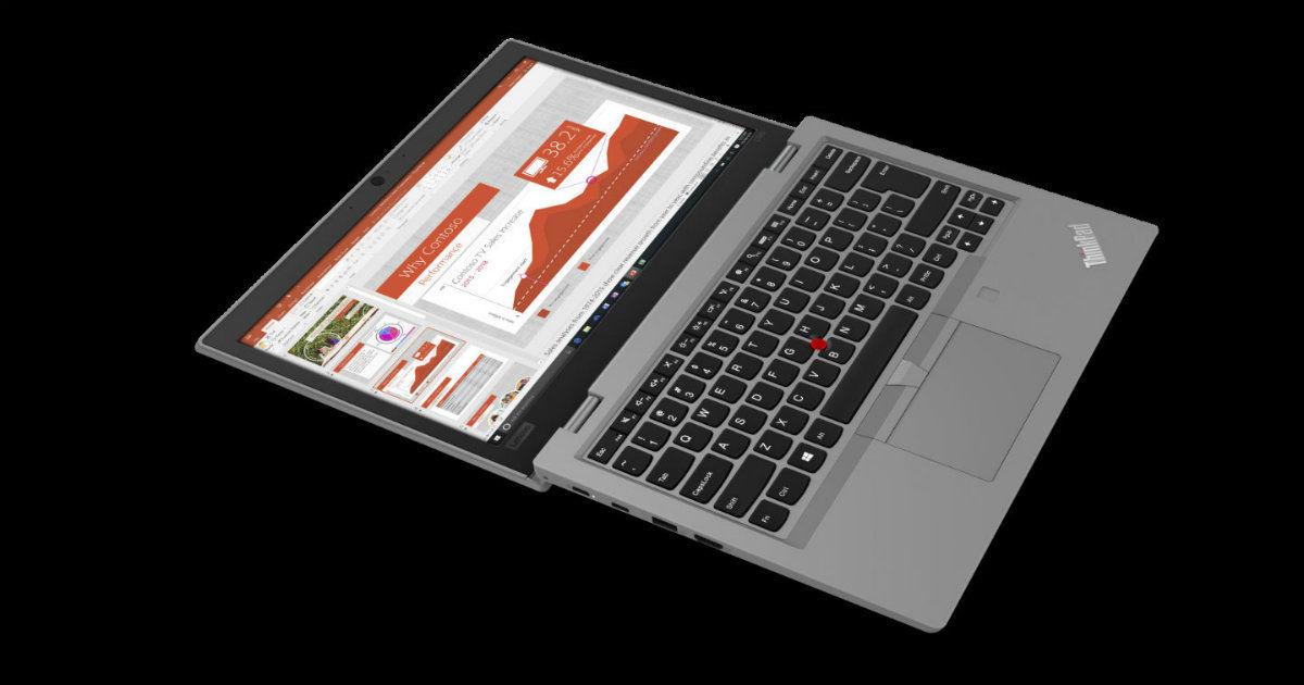 Lenovo ThinkPad L390_Intel 8th gen - featured