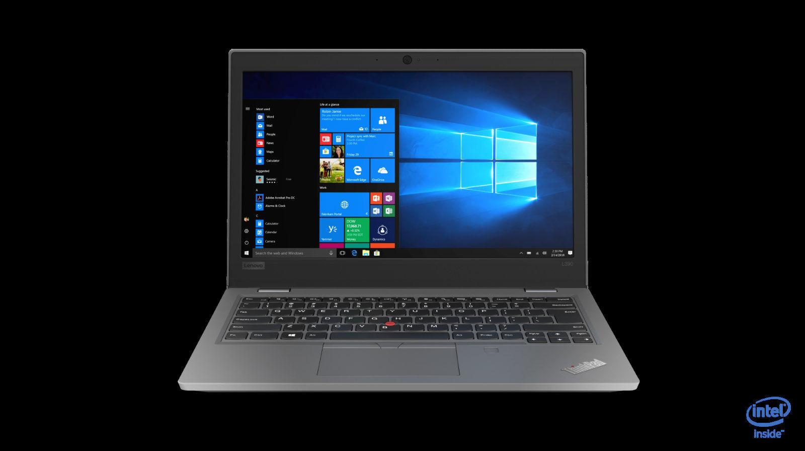 Lenovo ThinkPad L390_L390 Yoga - in text