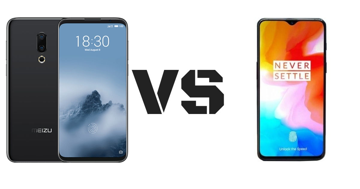 Meizu 16th vs OnePlus 6T: yet another David vs Goliath | 91mobiles com