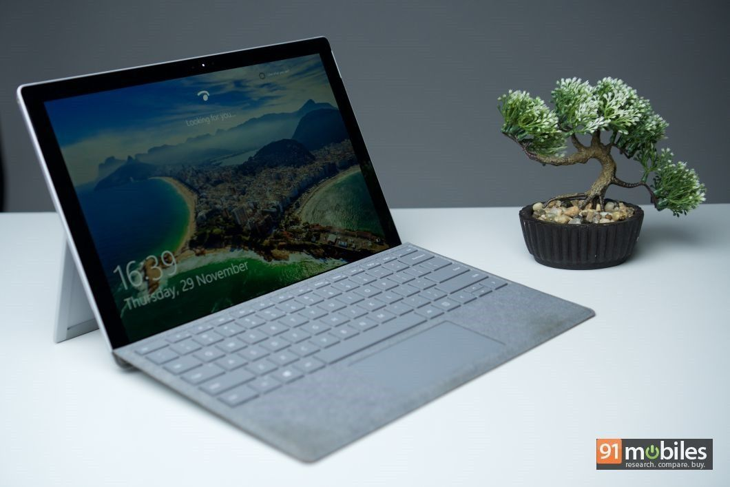 Microsoft Surface Pro review - 91mobiles 04