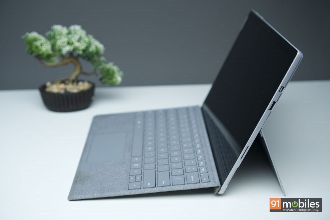 Microsoft Surface Pro review - 91mobiles 05