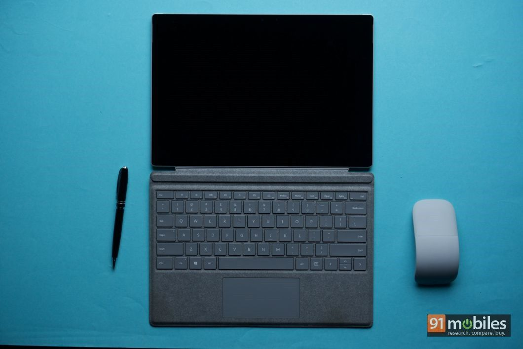 Microsoft Surface Pro review - 91mobiles 08