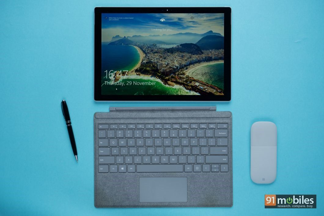 Microsoft Surface Pro review - 91mobiles 13