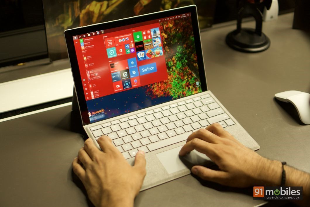 Microsoft Surface Pro review - 91mobiles 20