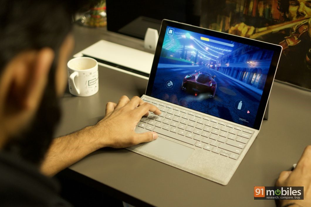 Microsoft Surface Pro review - 91mobiles 23