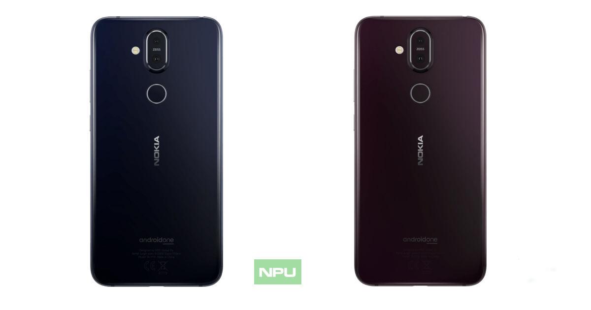 Nokia 8-1 Launch