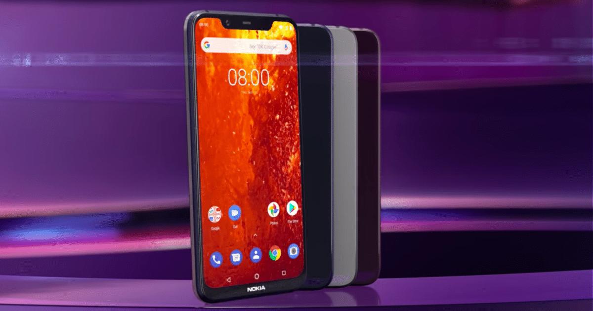 Nokia 8 1 Launch