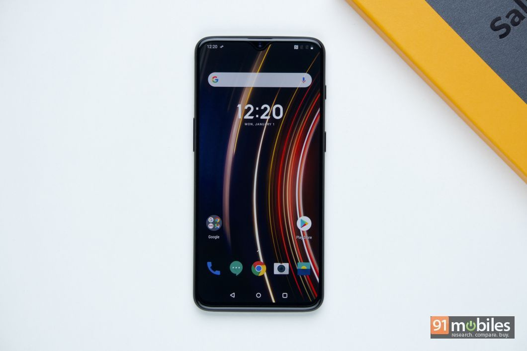 OnePlus 6T McLaren Edition first impressions - 91mobiles 03