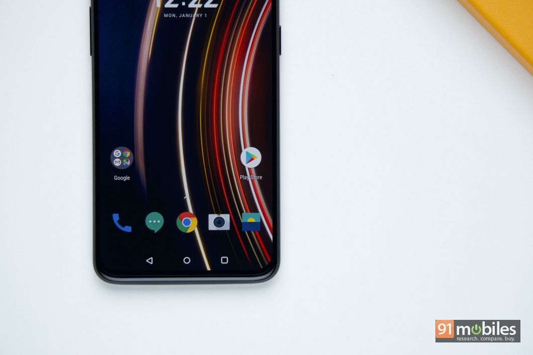 OnePlus 6T McLaren Edition first impressions - 91mobiles 06
